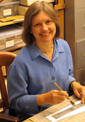 Carol Barton of Popular Kinetics Press