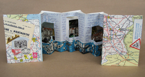 "Carousel Book ""Travel Reflections"" by Susie Jensen"
