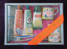Paper Joss Dental Box