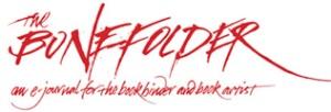 The Bonefolder e-Newsletter Banner
