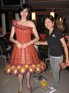 Balloon Fashions #1