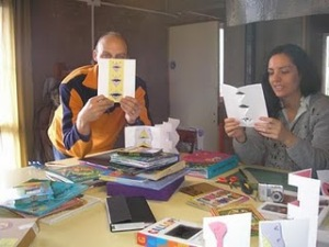 Paper Engineering class, Cordoba, Argentina