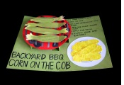 BBQ Corn on Cob, Kelsey Livingston