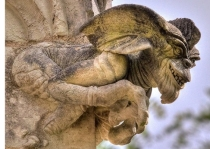 Gargoyles, Washington National Cathedral