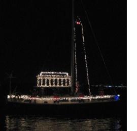 Lincoln Memorial boat