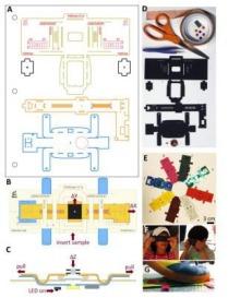 Manu Prakash's paper microscope