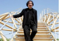 Shigeru Ban on his paper tube bridge