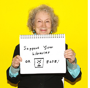 Save Our Public Libraries campaign, Toronto, Canada